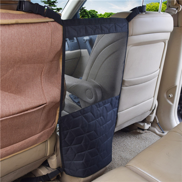 Auto Accessory Protector Backseat Entertainment Back Car Seat Organizer