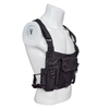 Tactical Chest Bag Holster for Two Way Radio