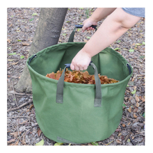 Garden Bags Reusable Yard Waste Bag Gardening Trash Lawn Leaf Bag