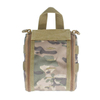 Camouflage Lightweight Molle Tactical First Aid Kit Pouch Bag