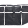 Backseat Car Organizer Car Storage Bag Back Seat Organizer for SUV & Car