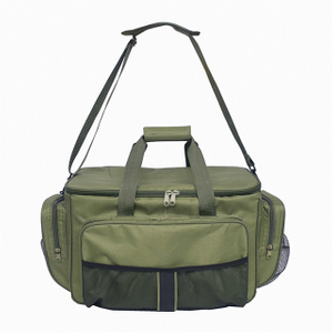 Durable Insulated Fish Cooler Bag Carp Fishing Tackle Bag Waterproof