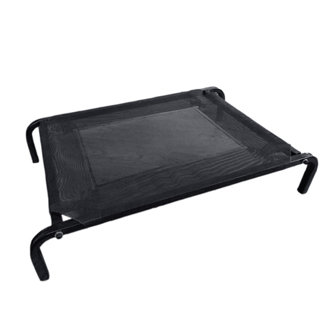 Pet Camp Bed Steel-Framed Travel Bed Pet Cot for Dog