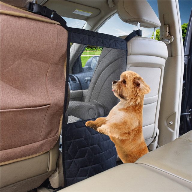 Pet Barrier Safety Net Dog Barrier Universal for Cars and Suvs