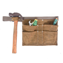 Canvas Waist Tool Bag Men's Duck Nail Apron