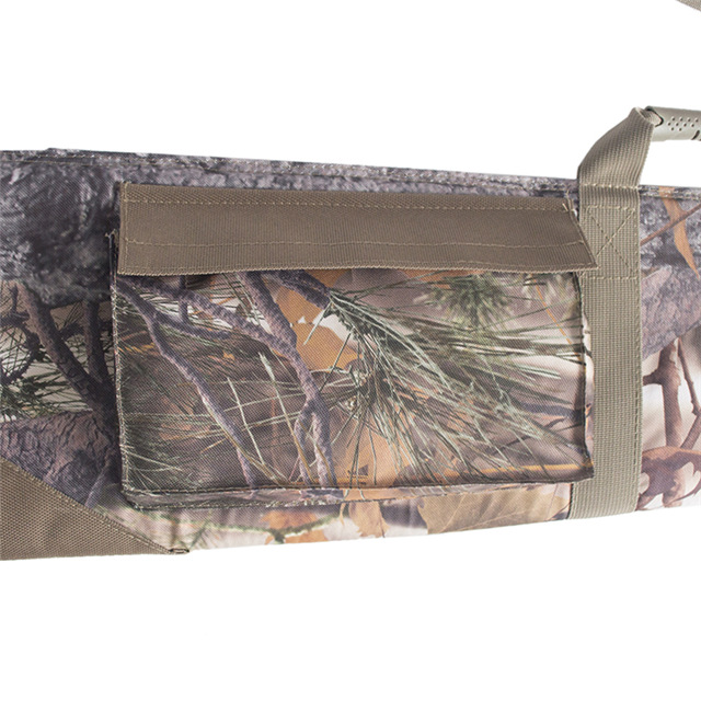 Camouflage Tactical Rifle Gun Case Gun Bag For Hunting
