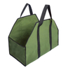 Water Resistant Canvas Firewood Log Carrier Firewood Holder
