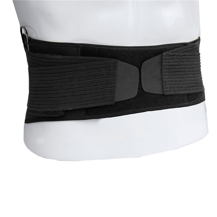 New Arrival Heated Breathable Waist Trainer Belt Sweat Fitness Waist Trimmer Belt to Be Simmer with USB Charge for Men and Women