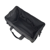 Electrician Heavy Duty Tote Tool Kit Bag with Adjustable Strap