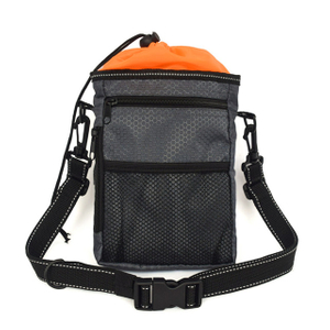 Large Capacity Dog Treat Training Pouch Bag with Adjustable Strap