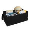 Car and Truck Foldable Car Trunk Storage Organizer with PE Board