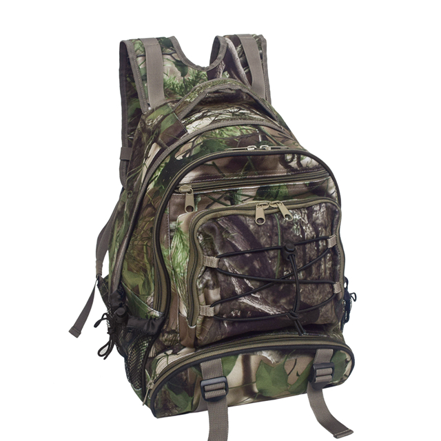 Outdoors Large Capacity Camouflage Hunting Backpack Bag
