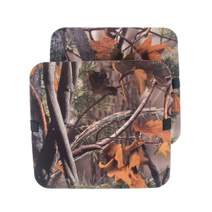 Outdoor Camping Hunting Camo NBR Foam Seat Cushion