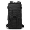 Hot Sale Military 50L Waterproof Tactical Backpack For Camping Mountaineering Hiking Hunting