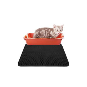 EVA Blackhole Double-layer Cat Litter Trapper Mat